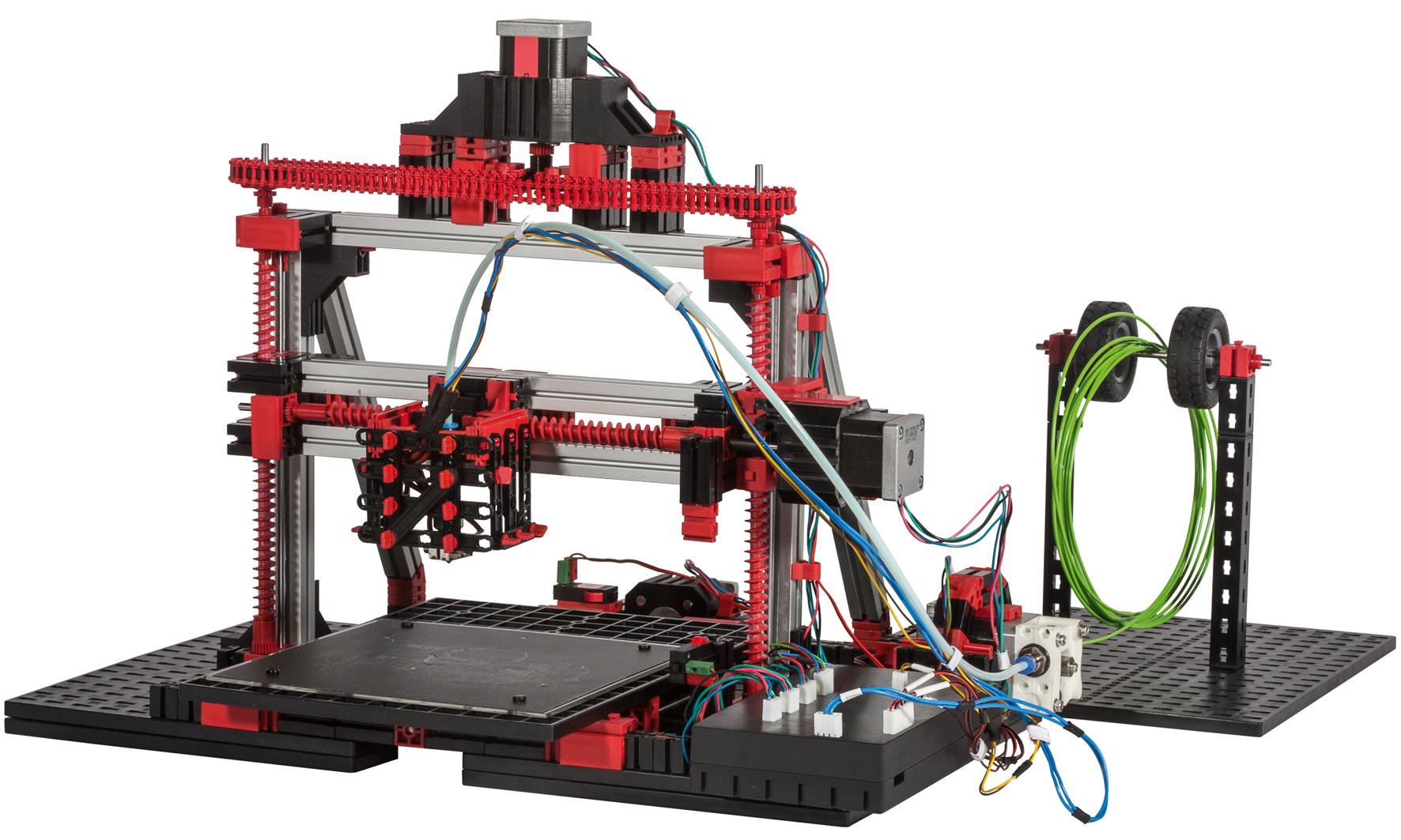 fischertechnik 3D-Drucker